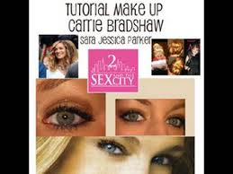 make up ispirato a carrie bradshaw