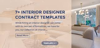 7 interior designer contract templates