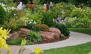 landscape design installation services