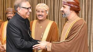 Image result for Oman-Pakistan Bilateral Relations