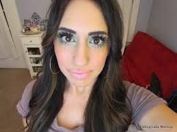eye makeup 70 s style saubhaya makeup