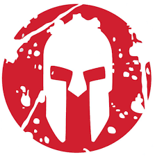 Spartan Sprint Vinyl Sticker Spartan Shop