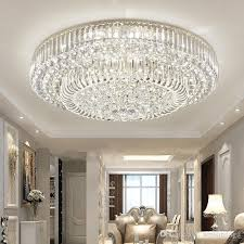 modern crystal ceiling lights fixture