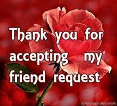 thanksforadd greetings day com thank you for accepting my