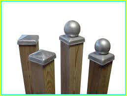 33 Reference Of Decorative Fence Post Caps Bunnings In 2020 Fence Post Caps Metal Fence Posts Fence Post