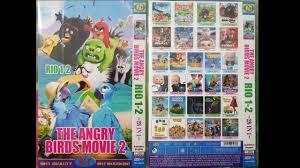 The Angry Birds Movie 2 Rio 1-2 DVD Menu 2019 - YouTube