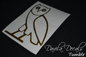 Free Download Drake Ovoxo Owl Logo Ovo Owl Drake Sticker 922x614 For Your Desktop Mobile Tablet Explore 50 Drake Owl Logo Wallpaper Drake Hd Wallpaper Ovo Owl Wallpaper Drizzy Drake Wallpaper