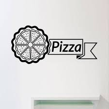 Pizza Pattern And Lettering Quotes Removable Wall Stickers For Western Restaurant Kitchen Background Decals Vinyl Poster Children Wall Stickers Childrens Bedroom Wall Stickers From Onlinegame 11 58 Dhgate Com