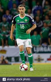 Aaron Hughes of Northern Ireland during the FIFA World Cup 2018 Stock Photo  - Alamy