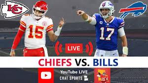 Chiefs vs. Bills Live Streaming ...