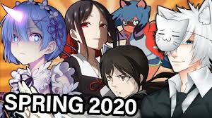 Spring 2020 Anime Season: What Will I ...