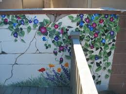 Photo Album Posted By Todd Schmid On Find A Muralist Garden Mural Mural Mural Stencil