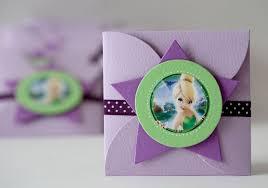 Invitaciones De Cumpleanos Infantiles De Tinkerbell Con Imagenes