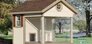 Dog Kennels Houses Pens Dog Houses For Sale Horizon Structures