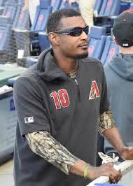 Adam Jones (baseball) - Wikipedia