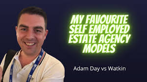 Self Employed Estate Agency Models - Adam Day - YouTube