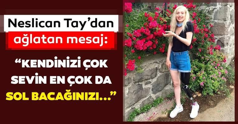 Neslican Tay son yolculuğuna uğurlandı! Türkiye'yi ağlatmıştı.. ile ilgili görsel sonucu