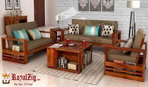 natural color rosewood sofa set