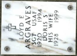 Doris Selma Sullivan Argraves (1928-1999) - Find A Grave Memorial