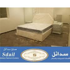تفصيل غرف نوم تفصيل سرير جديد سدائل للتواصل 0535721667 غرف نوم