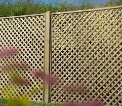 Forest Rosemore 6 X 6 Ft Lattice Trellis Gardensite Co Uk
