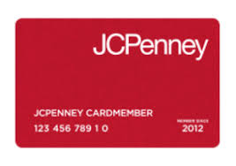 jcpenney credit card info reviews