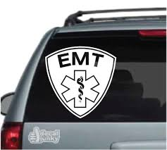 Medical Safety Car Decals Stickers Decal Junky
