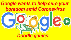 Google Doole Game - How to play ...