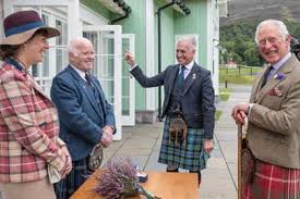 Prince Charles opens Virtual Highland Games Braemar Gathering online |  Tatler