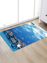 pattern water absorption area rug