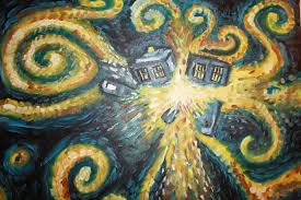tardis vincent van gogh doctor who