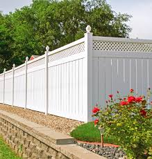 Pvc Fence Installation Palm Springs Pvc Fence Panels Southern Architectural Fence Builders Inc