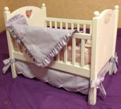 bitty baby crib with bedding american