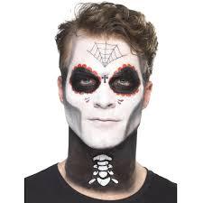 dia de los muertos men s makeup