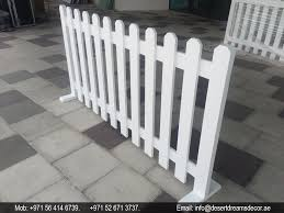 Supply And Installing Wooden Fences In Uae Wooden Fence In Uae Free Standing Fence In Uae