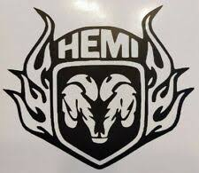 Ram Car And Truck Decals And Stickers For Sale Ebay