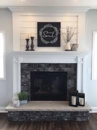 17 amazing fireplace mantel ideas to