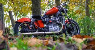 honda cx500 bobber by michiel bikermetric