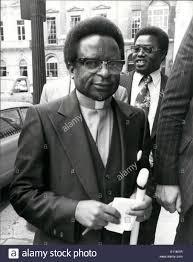 Oct. 10, 1978 - Bishop Abel Muzorewa in London: Bishop Abel Stock Photo -  Alamy