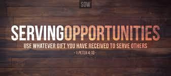 Start Serving | New Life Fellowship