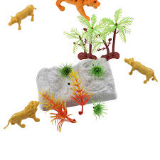 Dinosaur Models Toys Plastic Farm Wild Animals Fence Tree Model Kids Toys Figures Play Set Children Toy Action Figure Action Toy Figures Aliexpress