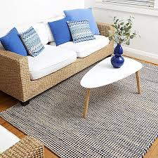 iris jute rug blue by fab rugs jute