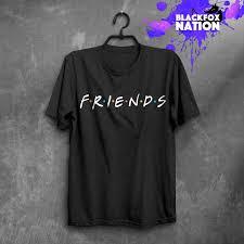 friends tv show shirt aesthetic clothing custom shirt friends