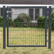 China Welded Wire Fence Panel Gate China Fence Gate Garden Gate
