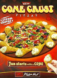 cone crust creation in the middle east