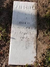 Priscilla Snyder (1852-1854) - Find A Grave Memorial