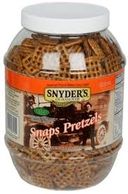 snyders snaps pretzels 30 oz