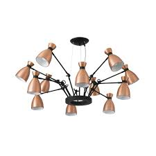 chandelier dining room lamp retro l100