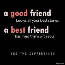 great best friend quote yep i see the difference friends quotes