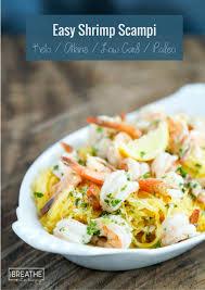 Easy Keto Shrimp Scampi - Low Carb ...